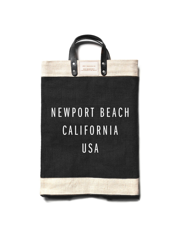 Load image into Gallery viewer, Apolis Newport Beach Market Bag