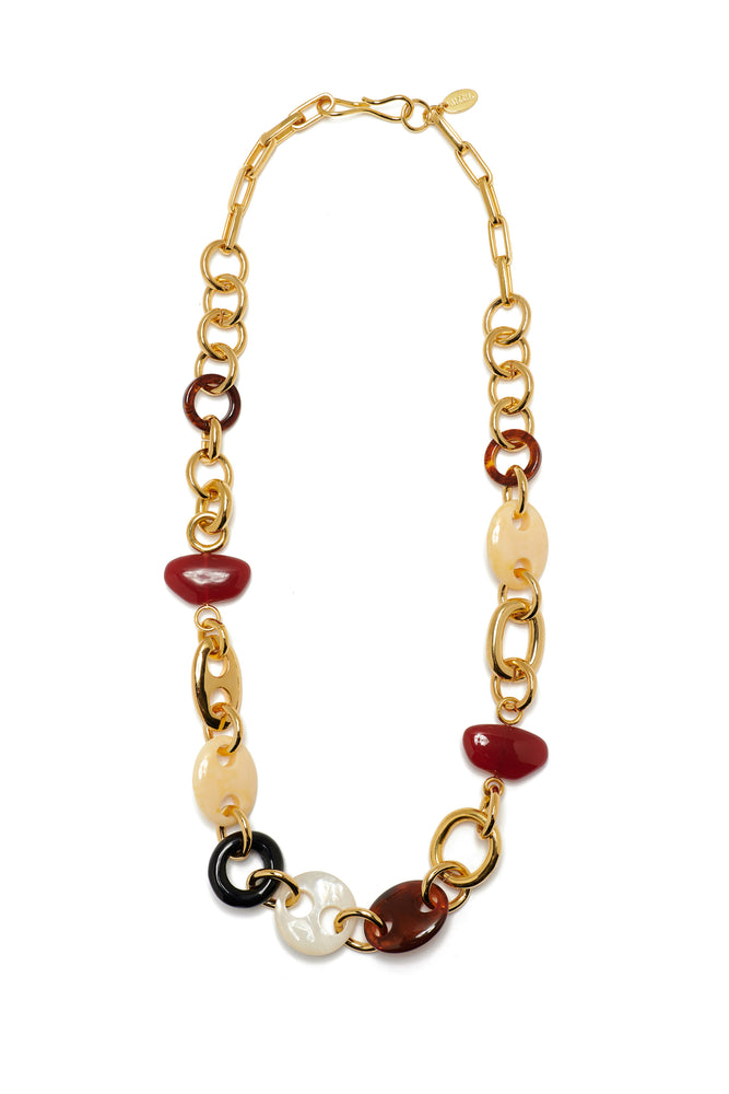 Lizzie Fortunato Kindred Necklace