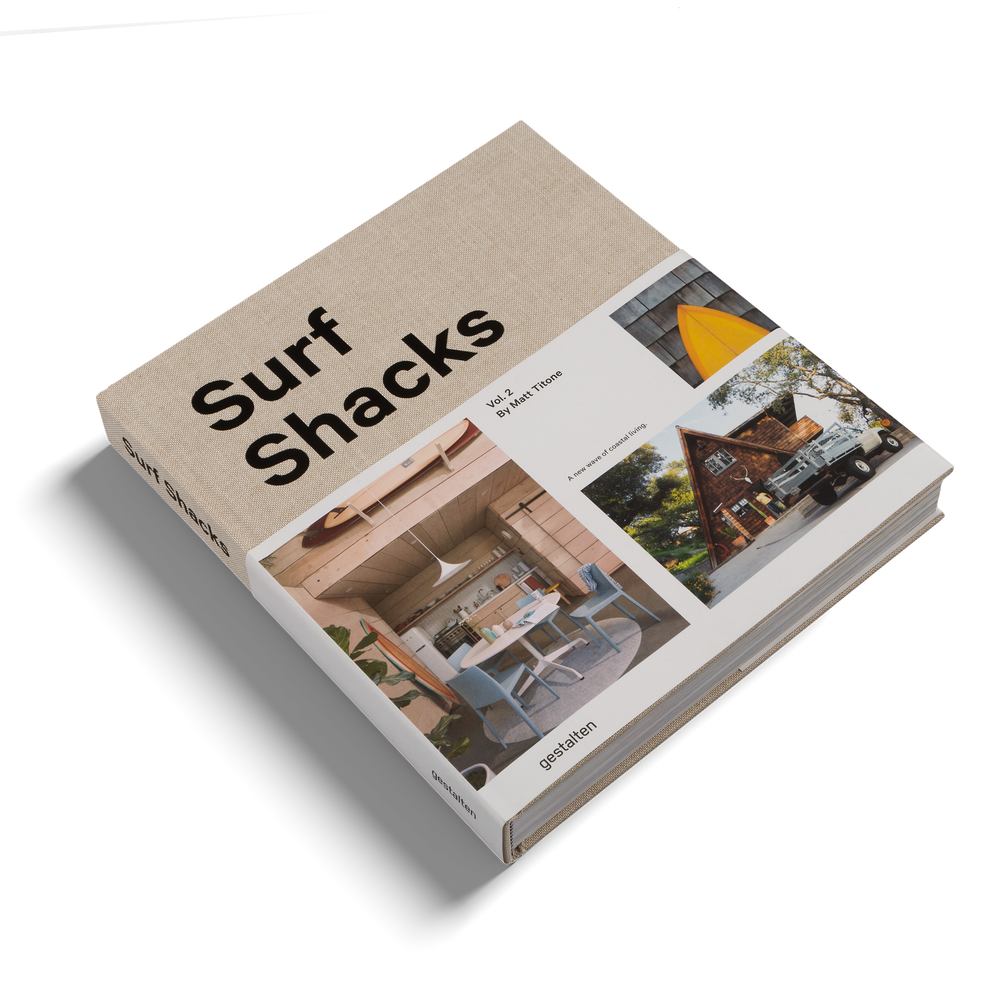 Surf Shacks Volume 2 Book