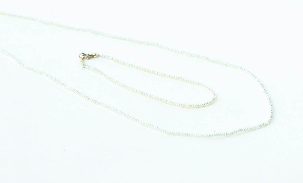 Load image into Gallery viewer, Grace Lee Pearl Seed Necklace