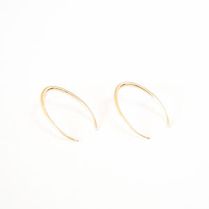 Gabriela Artigas Lunula Earrings