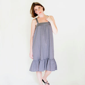 Conifer Criss Cross Dress