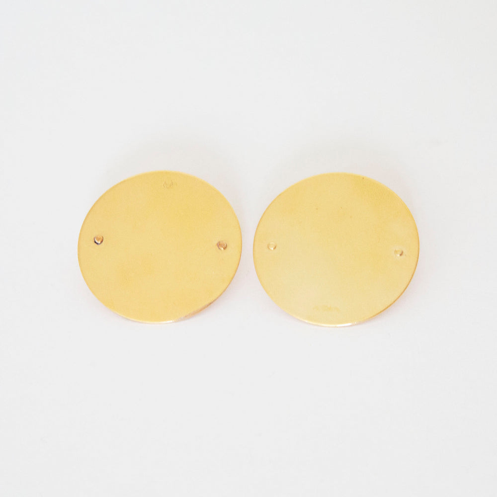 Load image into Gallery viewer, Gabriela Artigas Disc Earrings