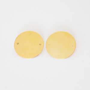 Gabriela Artigas Disc Earrings