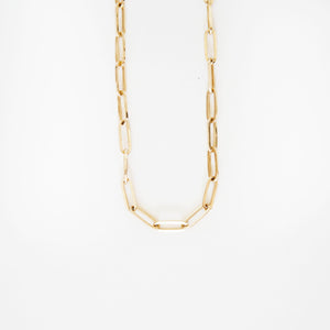 Looma Small Link Necklace