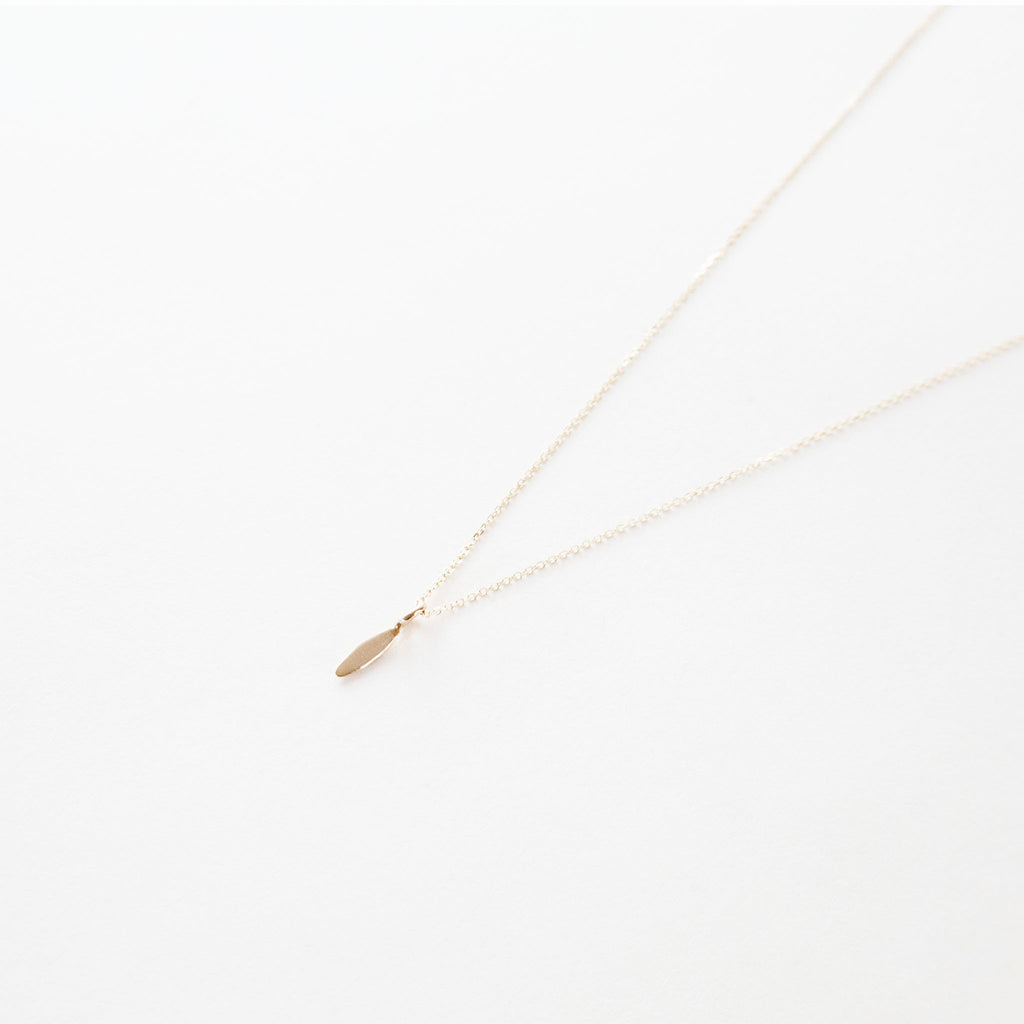 Odette Mini Ligne Necklace