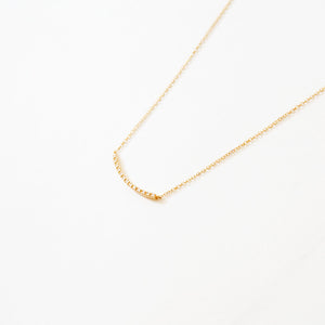Load image into Gallery viewer, Vendome Diamond Arc Necklace
