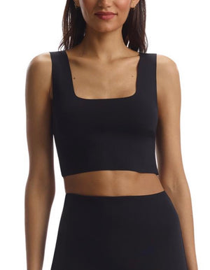 Commando Neoprene Square Neck Bra