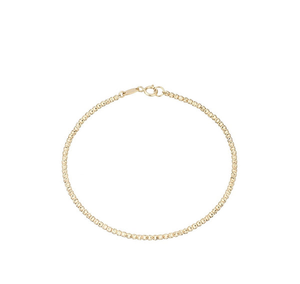 Adina Reyter Beaded Chain Bracelet - Yellow Good