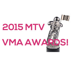 MTV VMA awards 2015 & a blast from the past