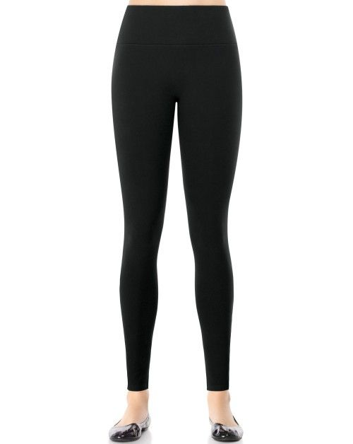 Spanx Ready to Wow Structured Leggings, Black