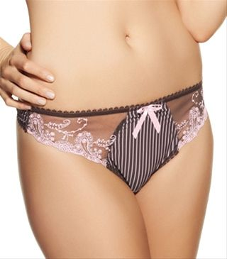 Fantasie Simone Thong, Chocolate