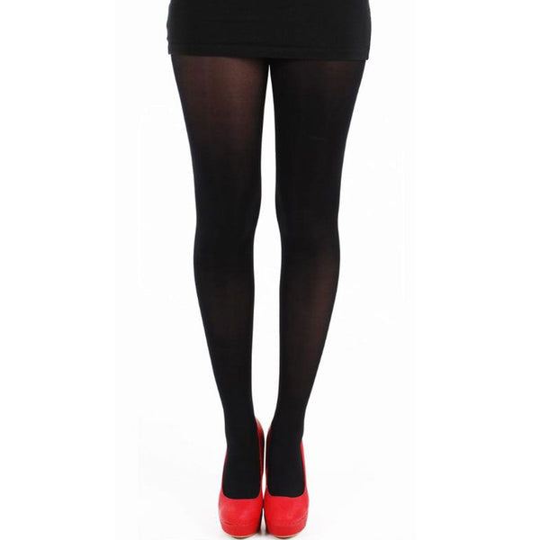 Pamela Mann 50 Denier 3D Tights, Black