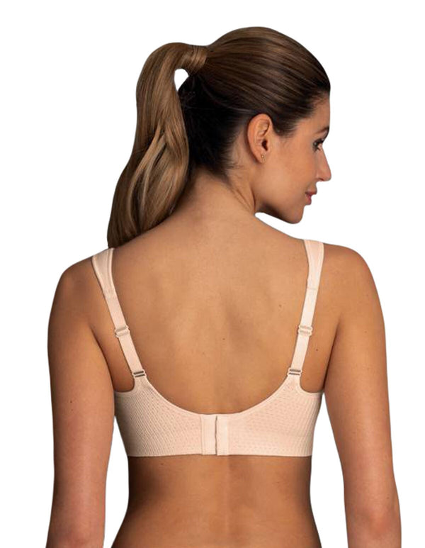 Anita Active Air Control Wirefree Padded Sports Bra Smart Rose