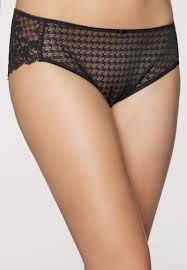 Panache Envy Panache Panties, Black