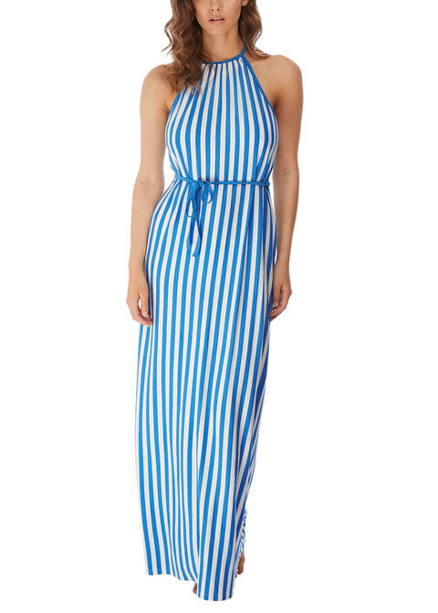 Freya Beach Hut Maxi Dress, Blue Moon