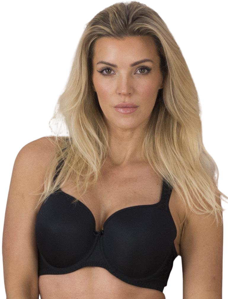 Fit Fully Yours Zora Bra, Black