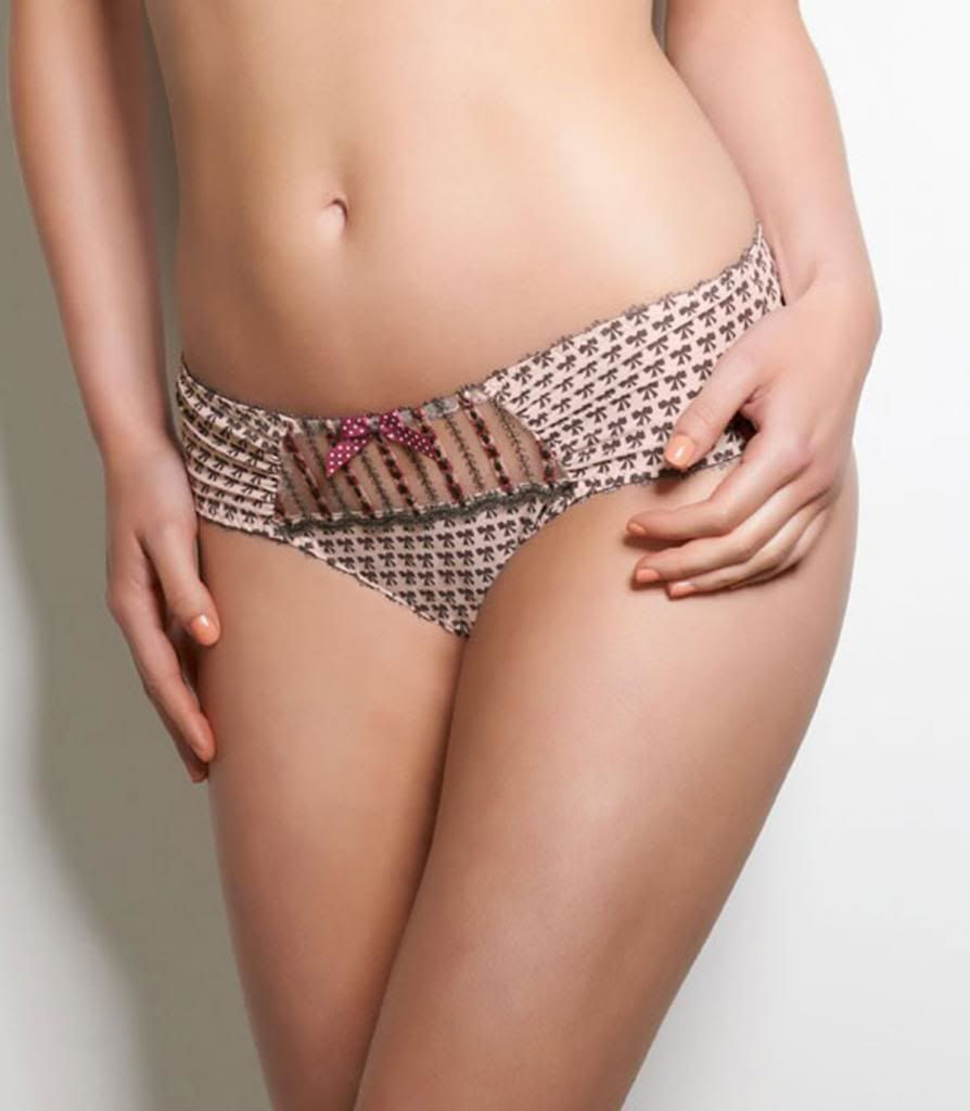 Freya Beau Panties, Candy