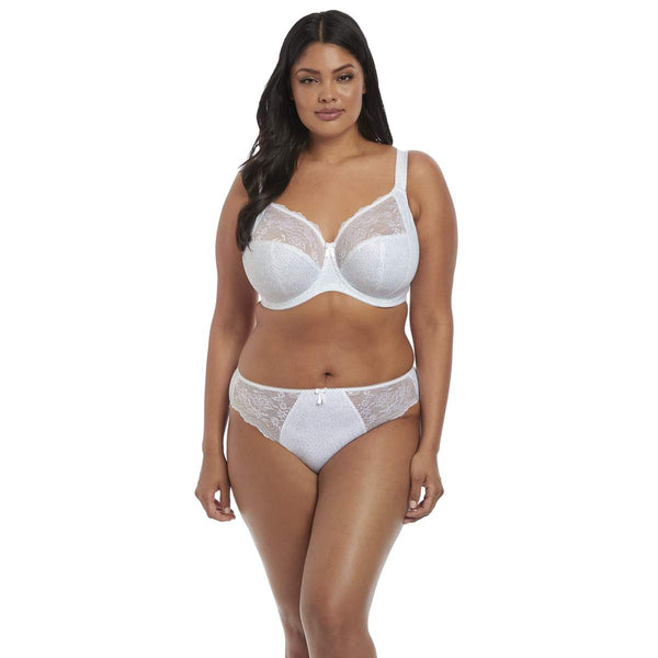 Elomi Morgan Brief Panties, White
