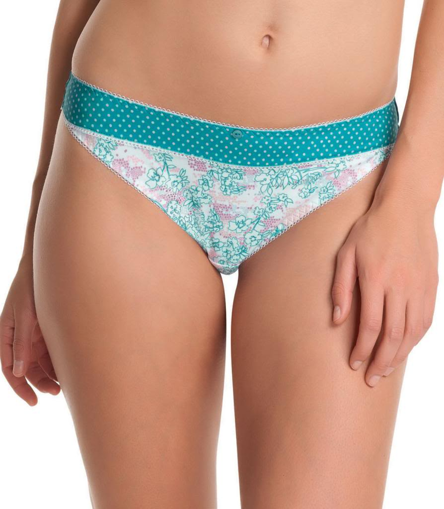 Freya Secret Garden Thong, Breeze