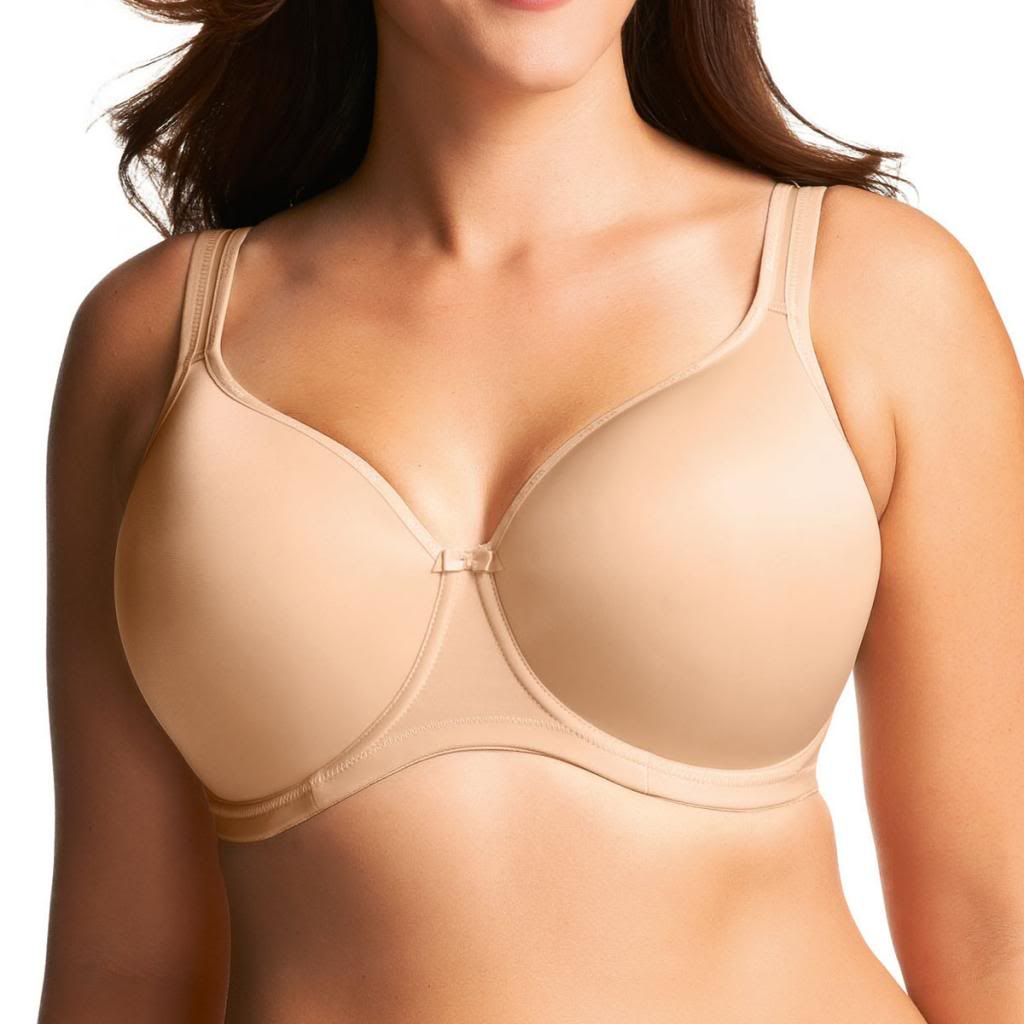 Elomi Smoothing Underwire Moulded Smoothing Bra, Nude