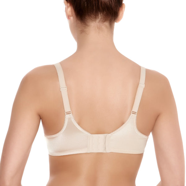 Wacoal Basic Beauty Contour Spacer Full Figure Underwire Bra, Ivory