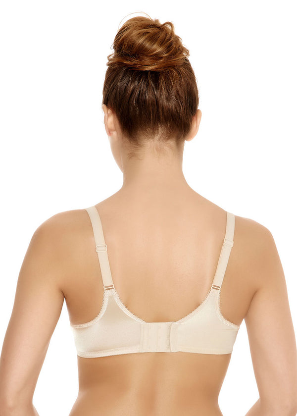Wacoal Basic Beauty Contour Spacer Full Figure Underwire Bra, Nude