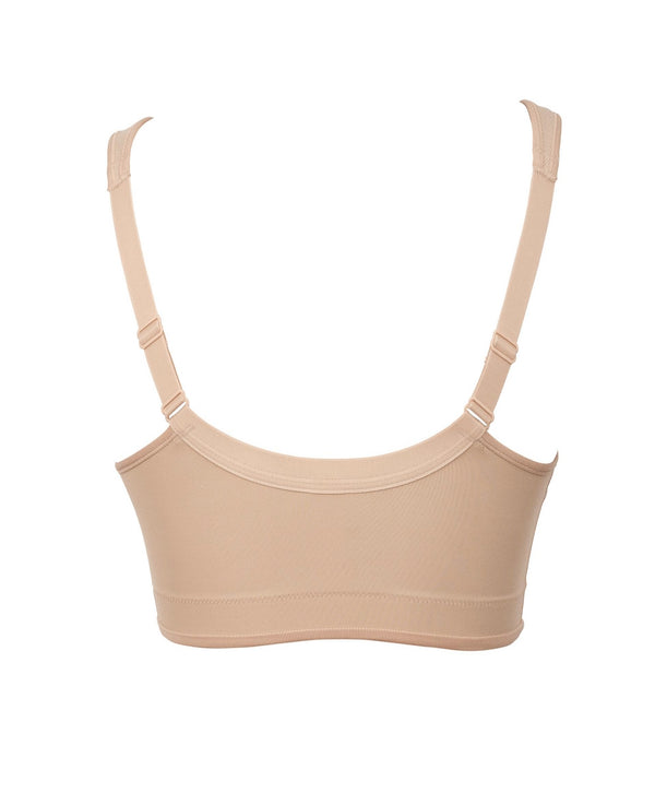 Anita Calmia Wireless Post Operative Bra, Desert