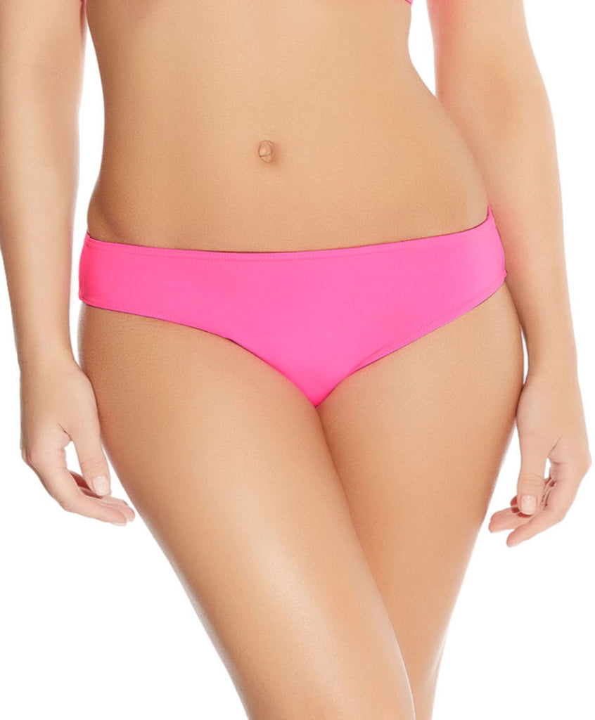 Freya In The Mix Hipster Swim Brief, Bright Pink