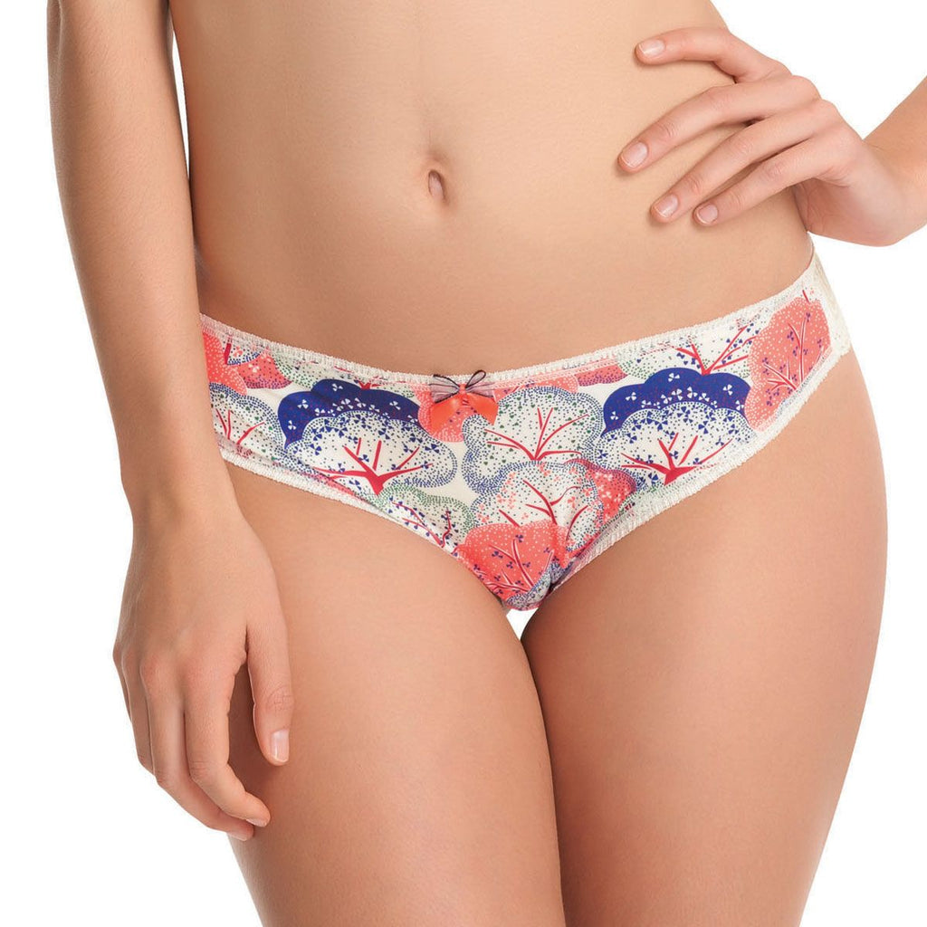 Freya Babes in the Wood Brazilian Thong, Vanilla