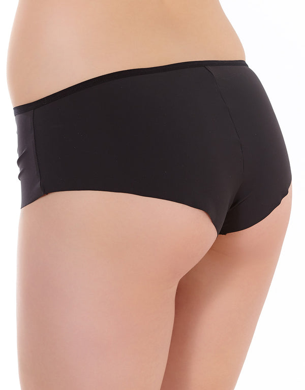 Freya Muse Hipster Short Panties, Black