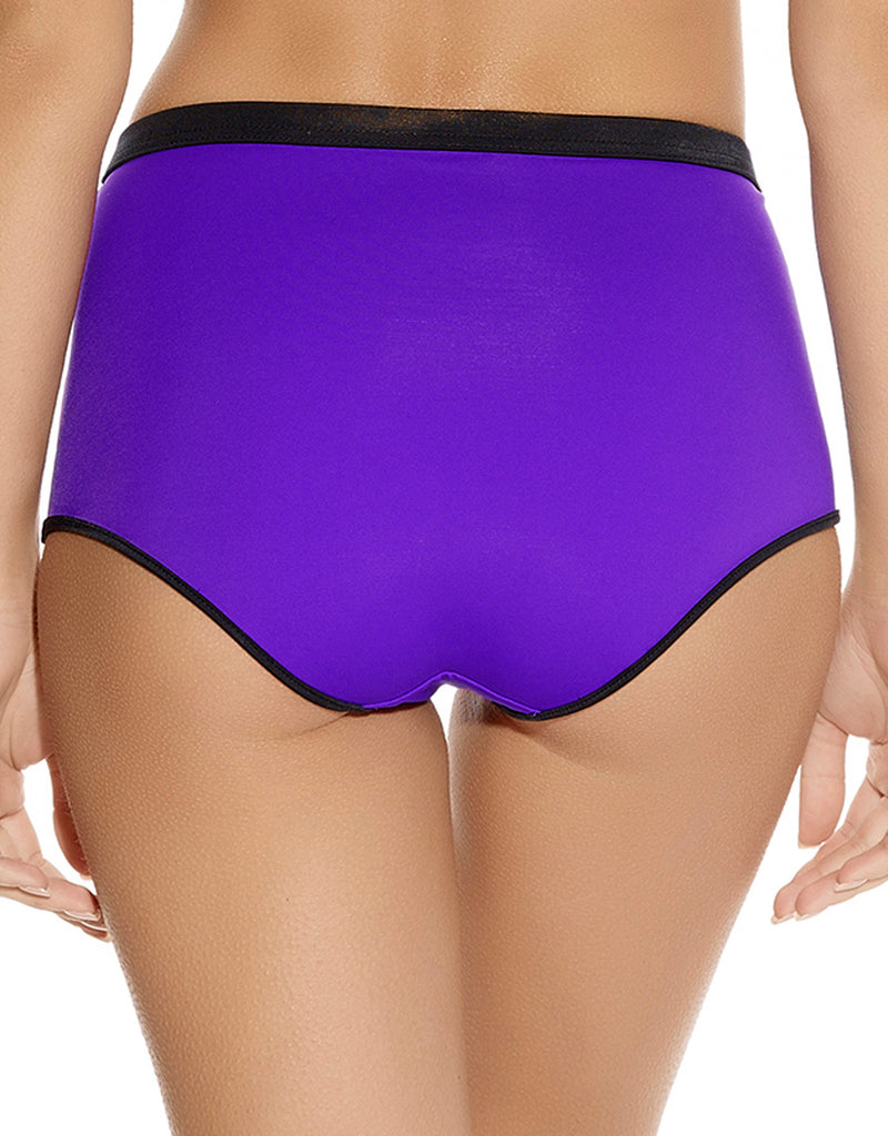 Freya Bondi High Waist Swim Brief, Vibe