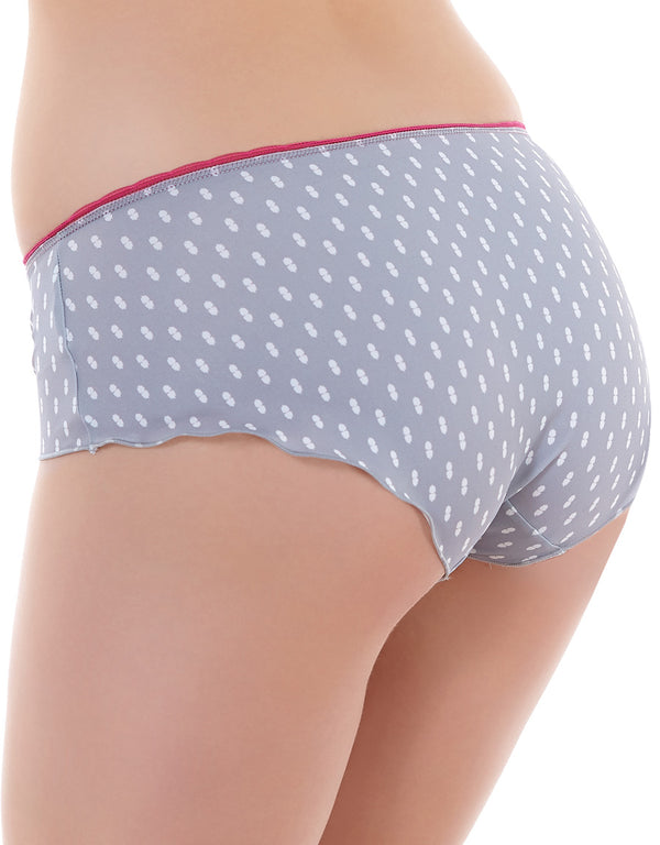 Freya Zen Boyshort Panties, Dove