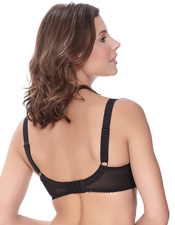 Fantasie Estelle Underwire Side Support Bra, Black