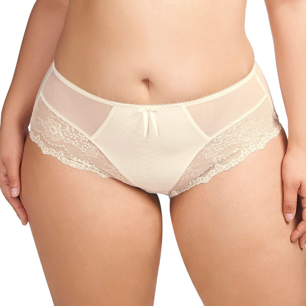 Elomi Maria Panties, Cream