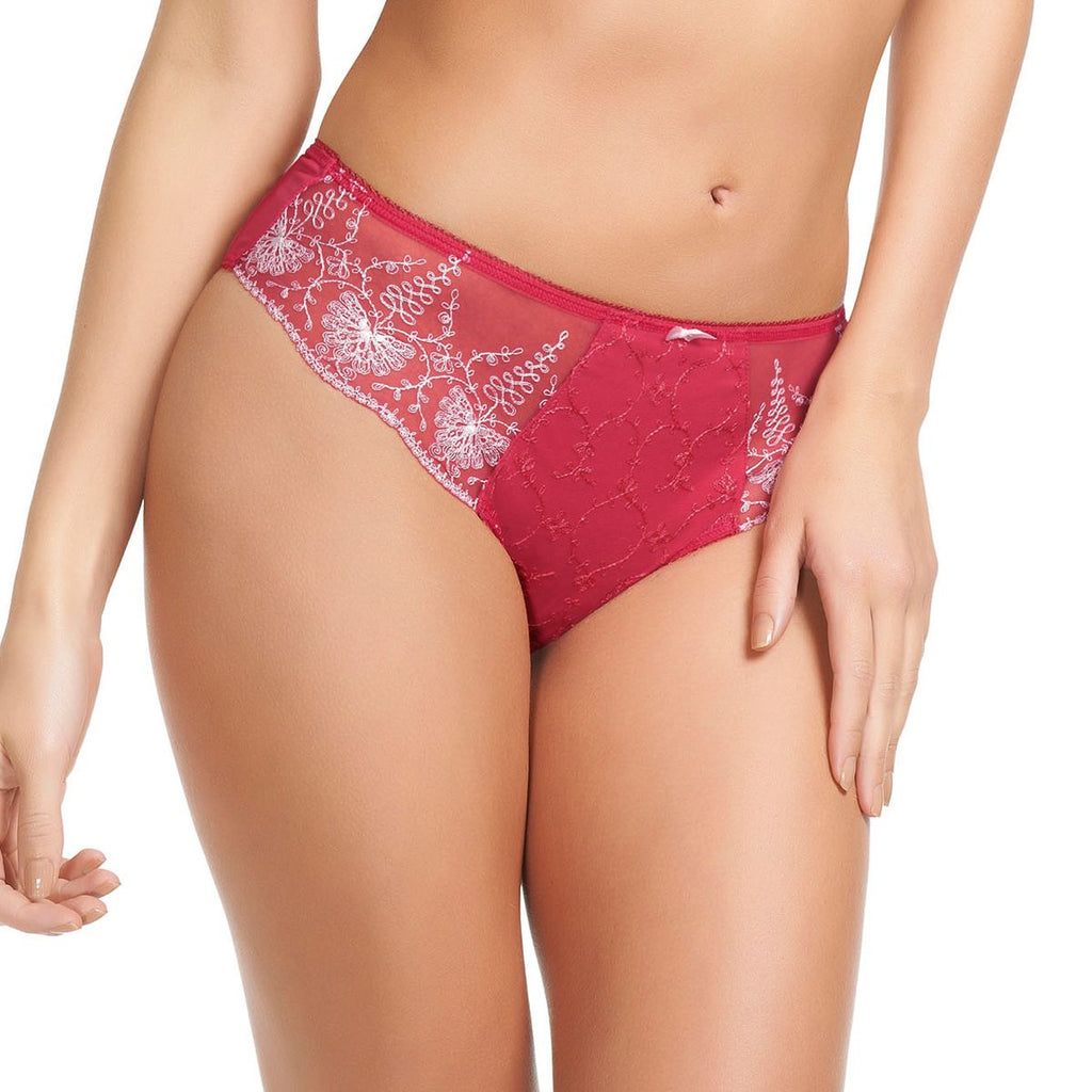 Fantasie Elodie Panties, Raspberry