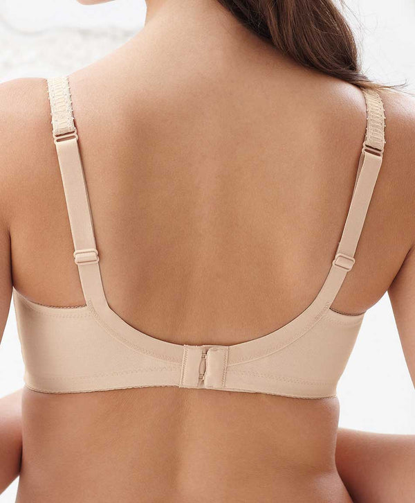 Royce Charlotte Wire Free Soft Cup Bra, Skin