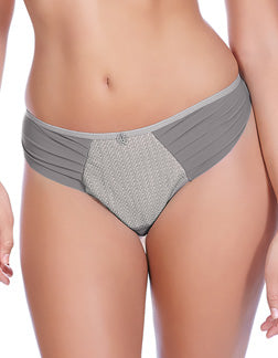 Freya Muse Brazilian Thong Panties, Dove