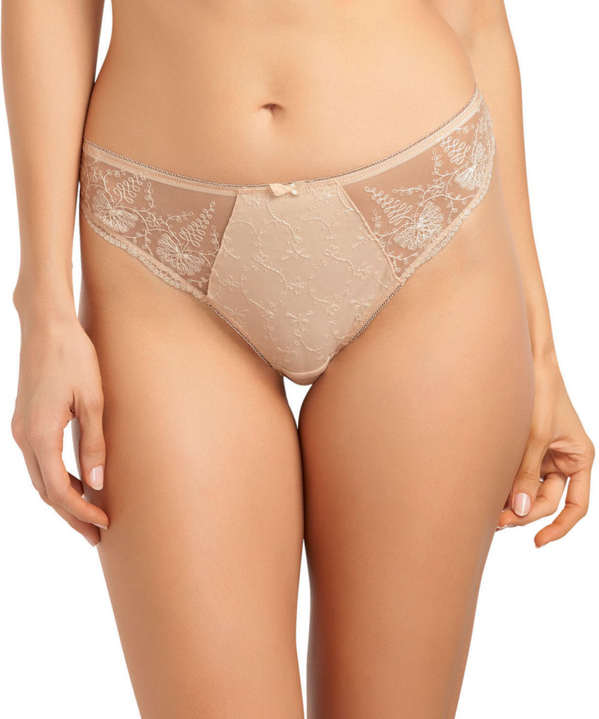 Fantasie Elodie Thong, Cappuccino
