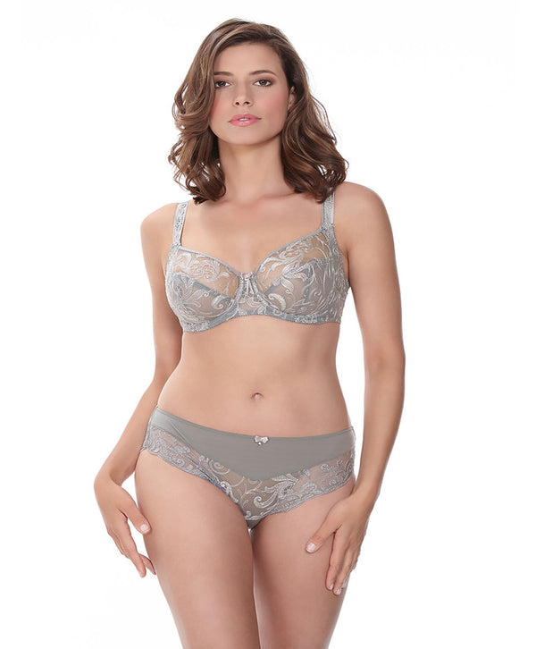 Fantasie Allegra Underwire Bra With Side Support, Silver