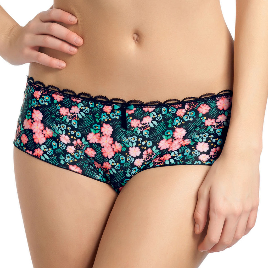 Freya Flourish Boyshort, Tropical