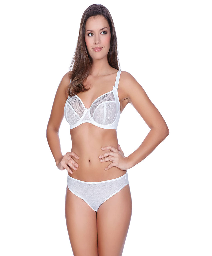 Freya Hero Panties, White