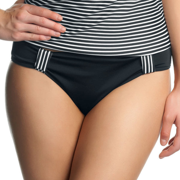 Freya Tootsie Low Rise Plain Swim Brief, Black