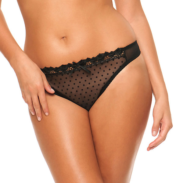 Curvy Kate Princess Thong, Black