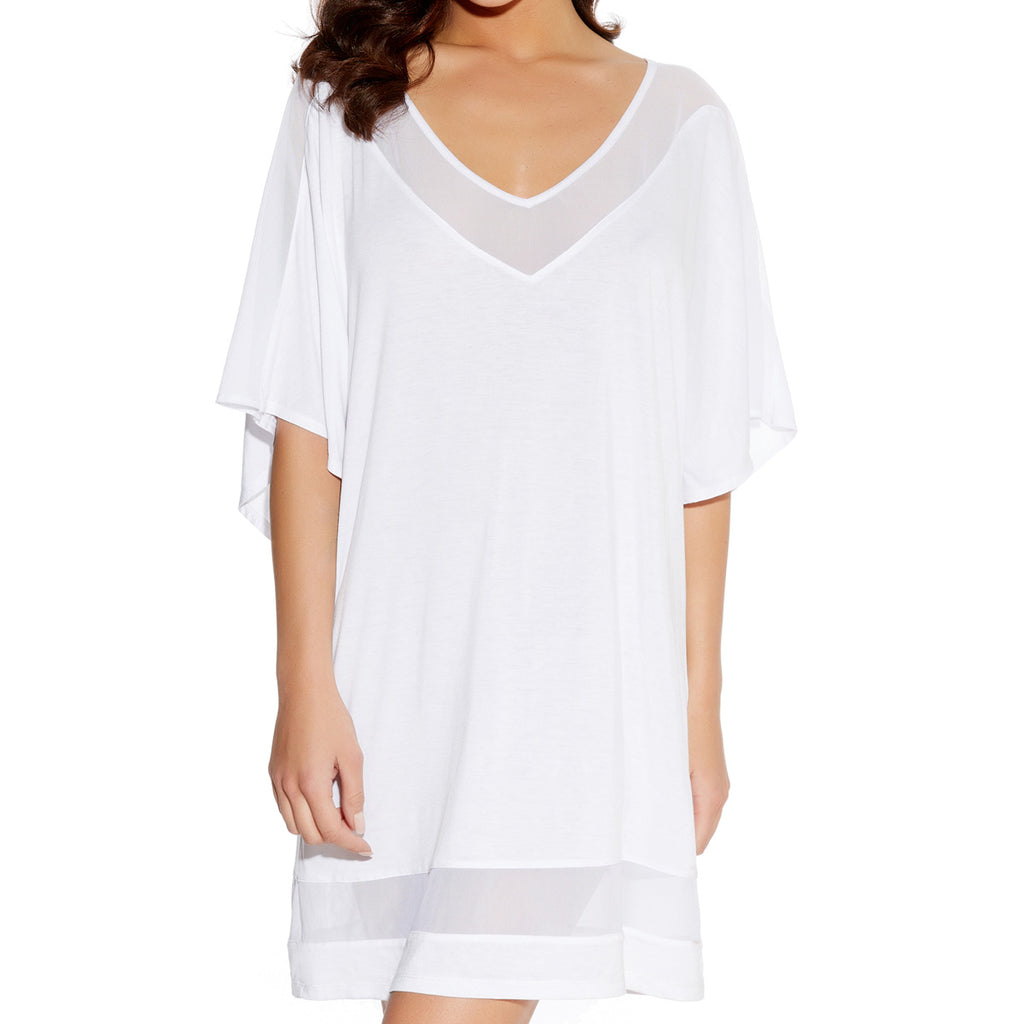 Freya Rock Star Tunic, White