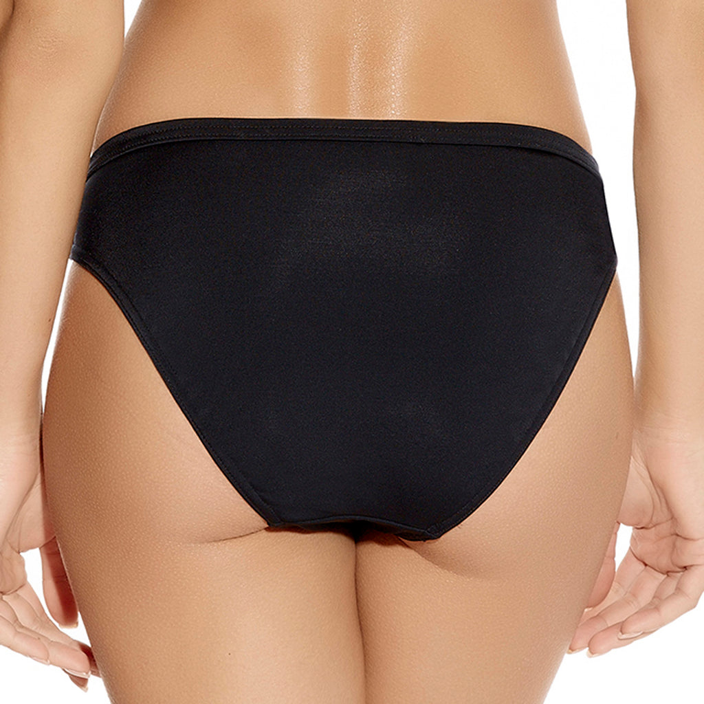 Freya Superstar Classic Swim Bottom, Black