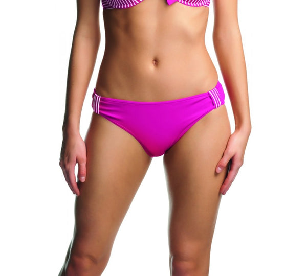 Freya Tootsie Low Rise Swim Brief, Magenta