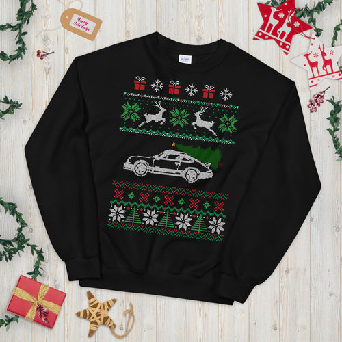 Porsche Ugly Sweater