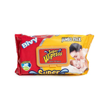 Load image into Gallery viewer, Super Wipesss - Wet Wipes Jumbo Pack 90 Pieces