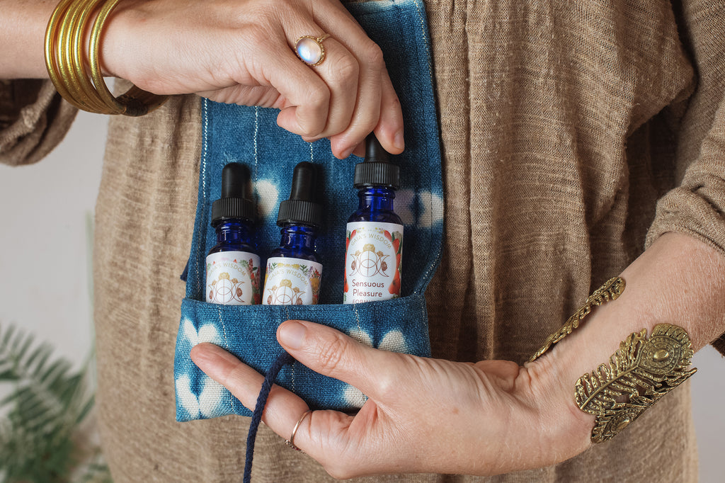 Nourished Spirit Custom Flower Essence Bundle